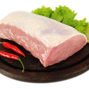 Llom de porc fresc