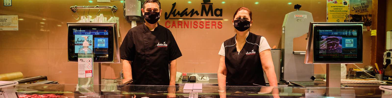 JUAN MA CARNISSERS