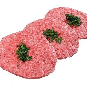 Hamburguesa de porc