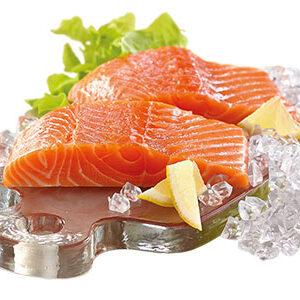 Lloms de salmó