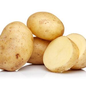 Patata blanca